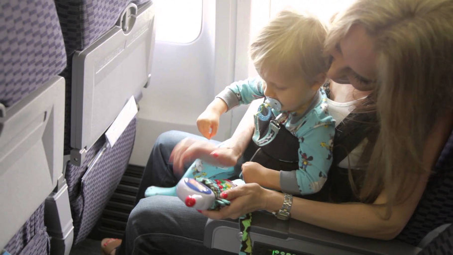 Worry Free Air Travel for Kids – Part 2