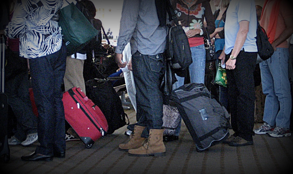 Do you really need to Check Your Bag at the Gate?