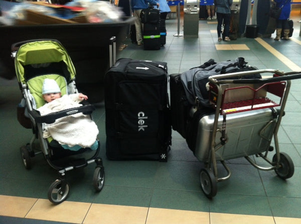 Baby Gate Check Still Trying To Figure Out If You Should Bring Your Car Seat Or Not During Flight Bali Tahiti With Family