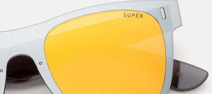 SUPER - Duo Lens | Classic | Gold silver | UF8