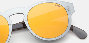 SUPER - Duo Lens | Paloma | Gold silver | P8C
