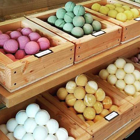 Fresh Bath Bombs