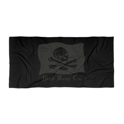 SLAB Tortuga Midnight Beach Towel