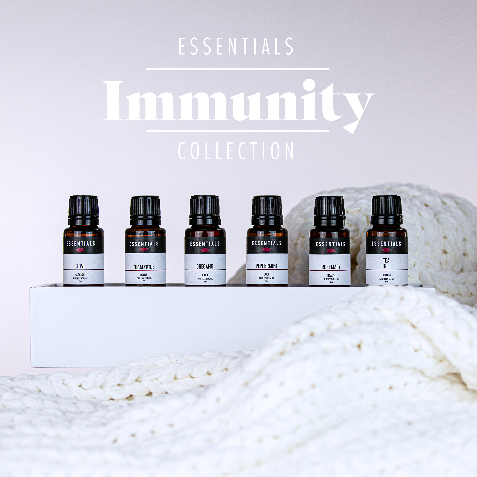 Essentials Immunity Bundle