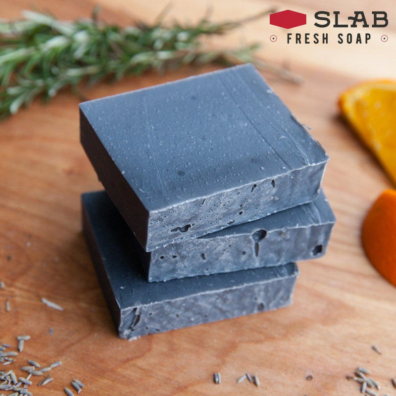 Activated Charcoal Soap Sample Size - -