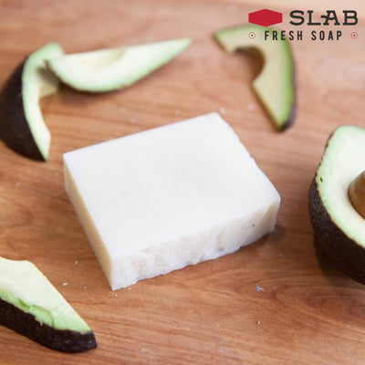 Avocado Butter Soap Sample - -