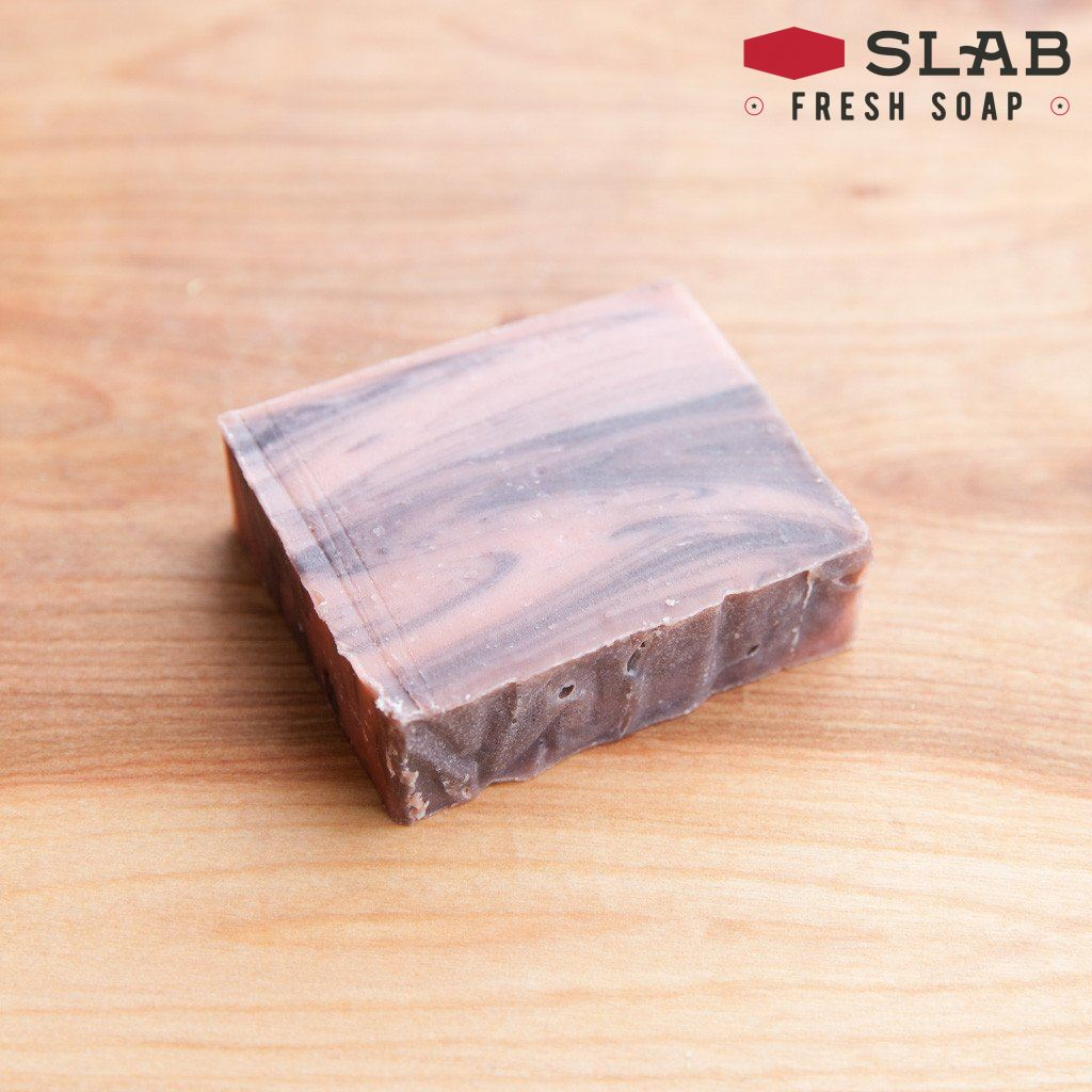 Black Cherry Soap | Castile Soap | SLAB FRESH SOAP™