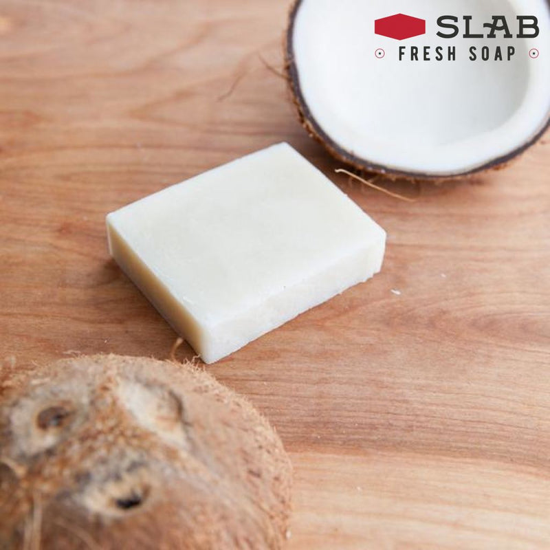 Coconut Soap Sample - -