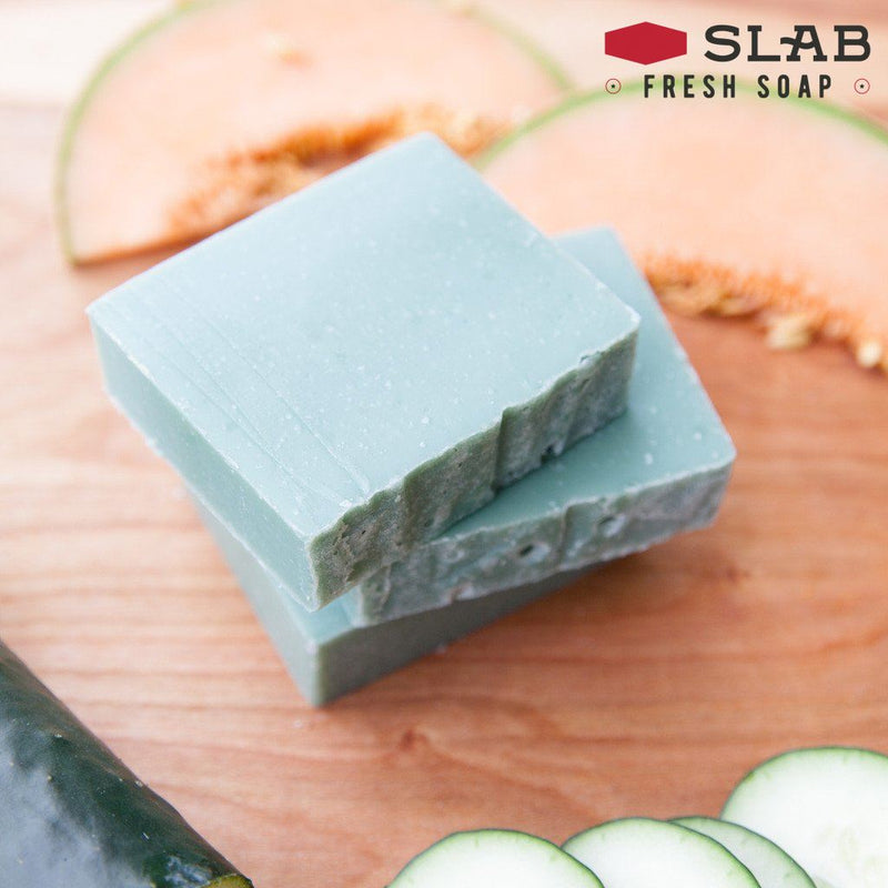 Cucumber Melon Soap - -