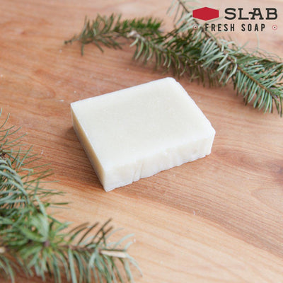 Douglas Fir Soap | Castile Soap | SLAB FRESH SOAP™