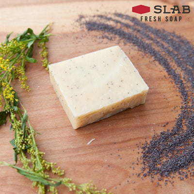 Honeysuckle Soap | Castile Soap | SLAB FRESH SOAP™