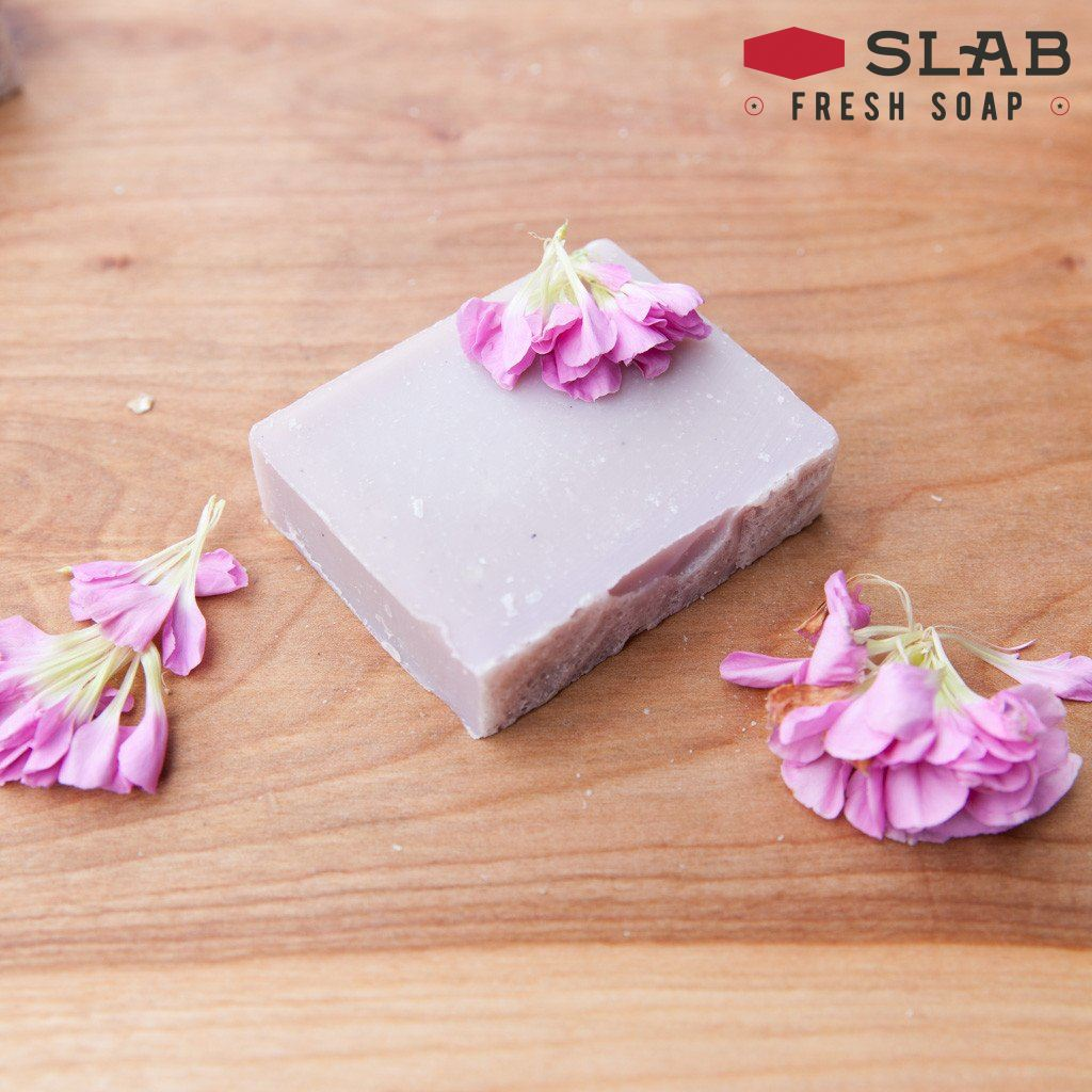 Jasmine Soap | Castile Soap | SLAB FRESH Soap™