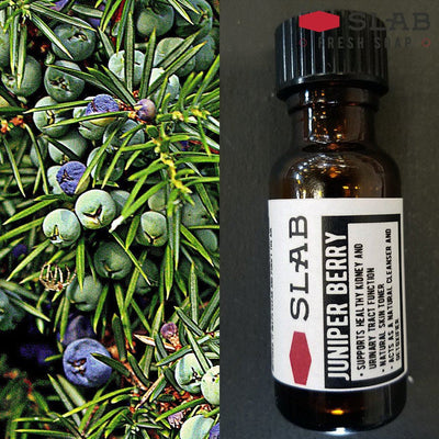 Juniper Oil | Essential Oil | SLAB FRESH SOAP™