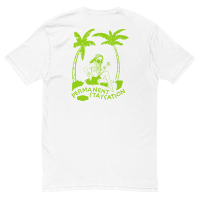 Permanent Staycation Short Sleeve T-shirt
