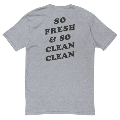 So Fresh Grey Short Sleeve T-shirt