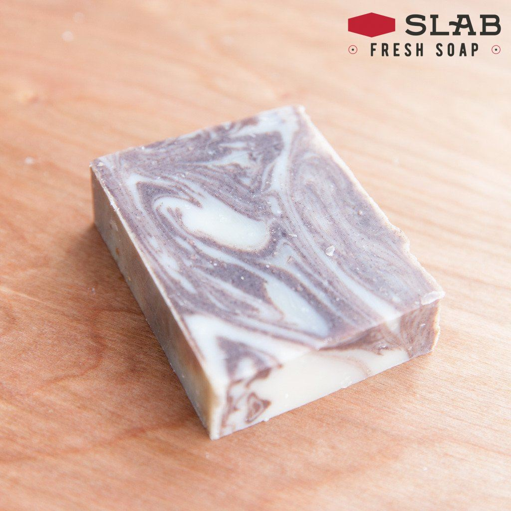 Patchouli Soap | Castile Soap | SLAB FRESH SOAP™