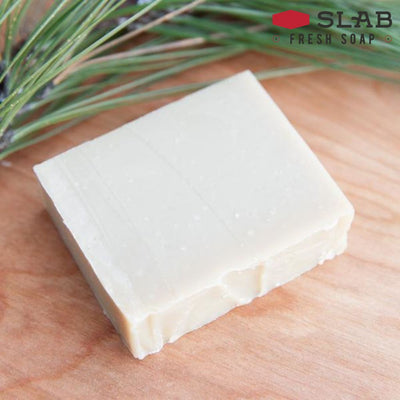 Pine Tar Soap Sample - -