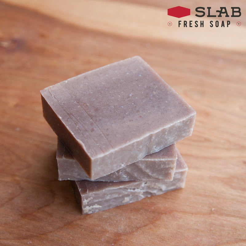 Sandalwood Soap | Castile Soap | SLAB FRESH SOAP™