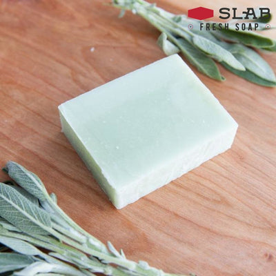 Spanish Sage Soap Sample - -