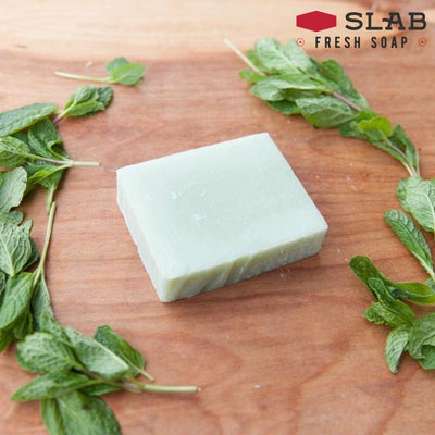 Spearmint Soap Sample - -