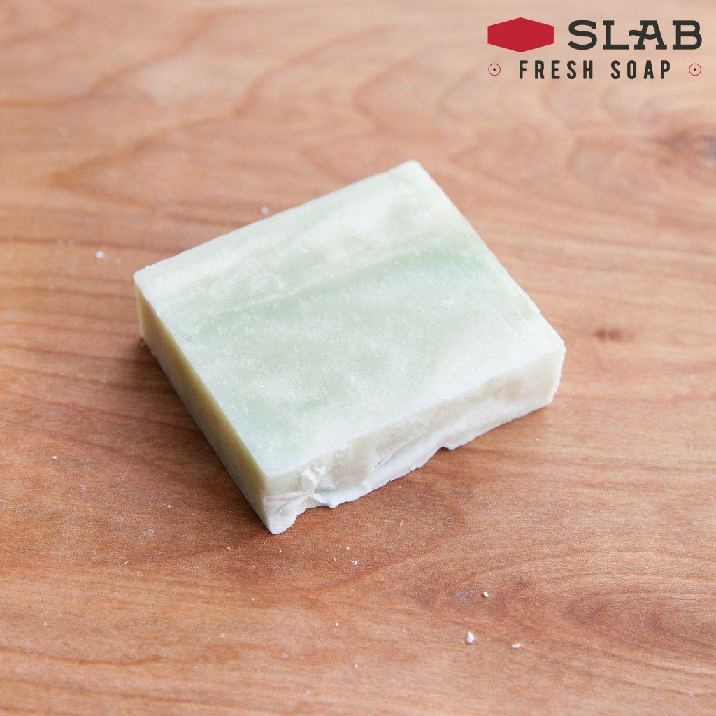 Tea Tree Soap | Castile Soap | SLAB FRESH SOAP™