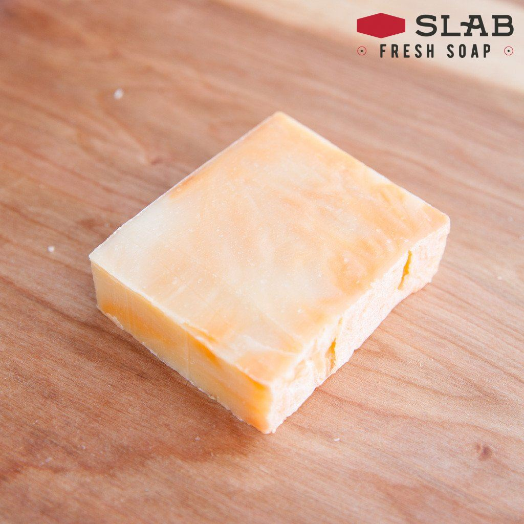 Tuberose Soap | Castile Soap | SLAB FRESH SOAP™