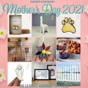 The Ultimate Handmade Gift Guide for Mothers Day 2021