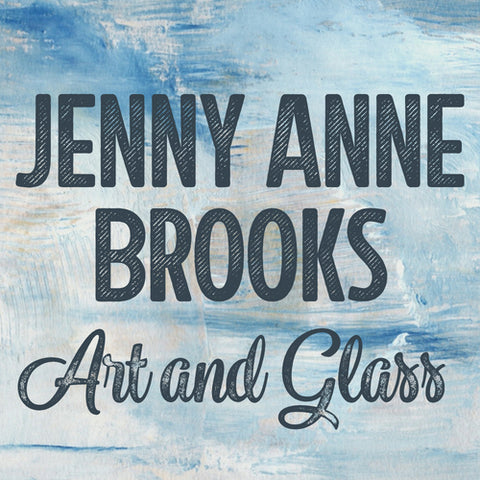 Playing around with logo ideas for Jenny Anne Brooks before I decided on a name change