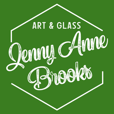 Jenny Anne Brooks Hexagon Logo