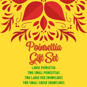 Poinsettia Gift Set