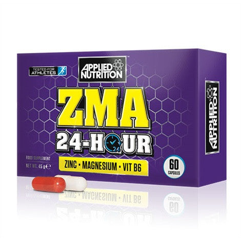 Applied ZMA / 24hr 60 kapselia - Powerman.fi
