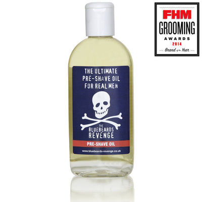 The Bluebeards Revenge pre-shave -öljy (125ml)