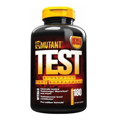 Mutant Test - Powerman.fi