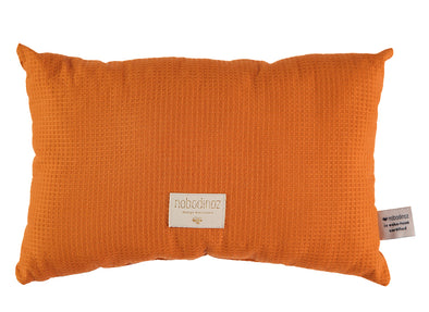 LAUREL HONEY COMB CUSHION - SUNSET