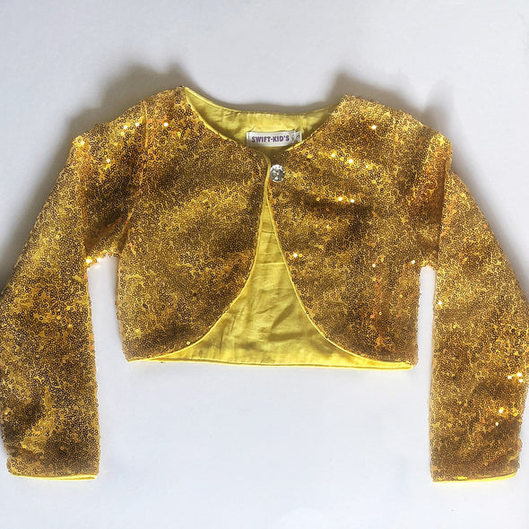 Limited Edition Galaxy Cardigan Golden Sun