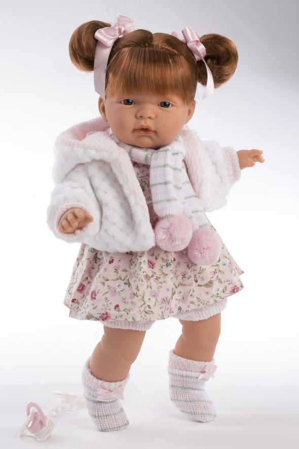 Llorens Spanish Doll -Kate Crying Baby Doll