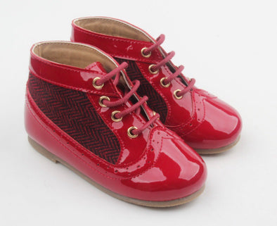 Windsor Boot Crimson