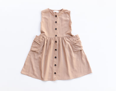 Miranda Dress In Sand