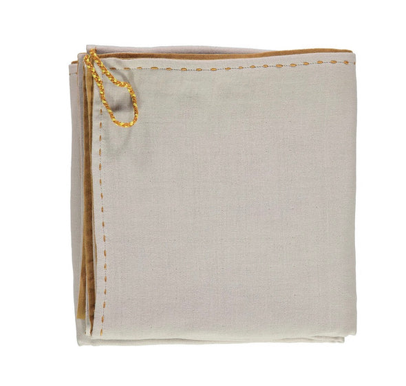 Double Swaddle/ Blanket Orche & Ash