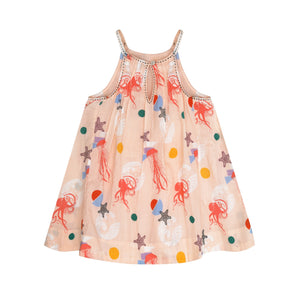 Gia Sea Creatures Dress