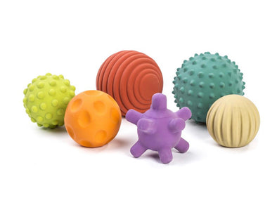 Miniland Aptitude Eco Sensory Balls | Pre Sale* 24th NOV Avail