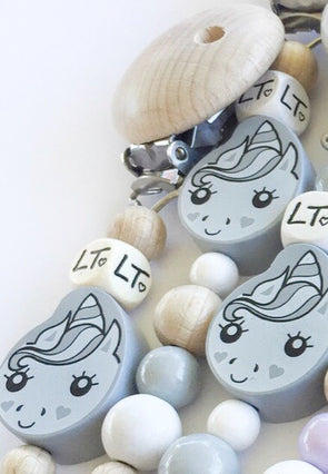 Lunabell Unicorn Soother Chain