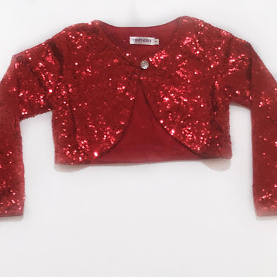 Limited Edition Galaxy Cardigan Ruby Slippers