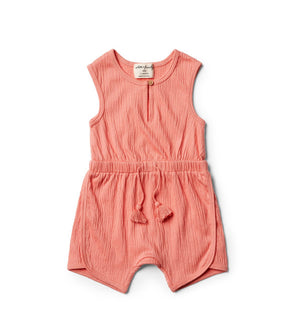 Watermelon Playsuit