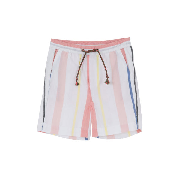 Luca Casual Shorts Cotton Candy