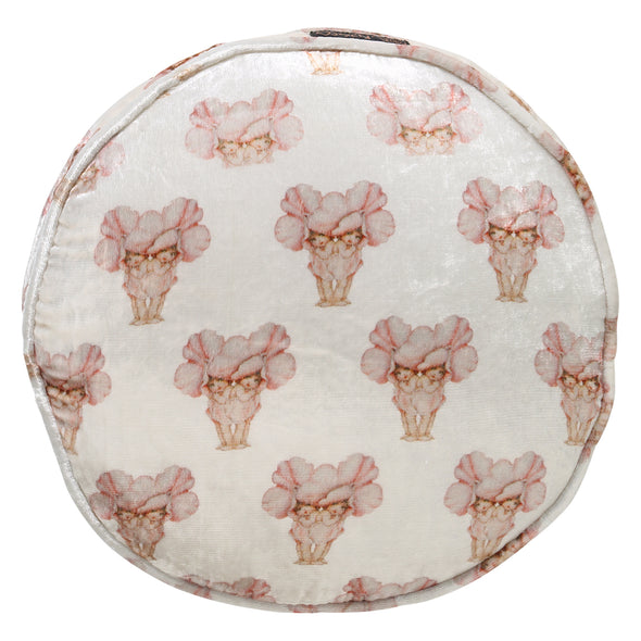 MAY GIBBS X KIP&CO PRETTY LADY VELVET PEA CUSHION