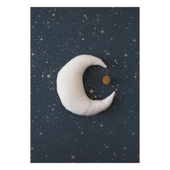 Pierrot Moon Cushion Natural