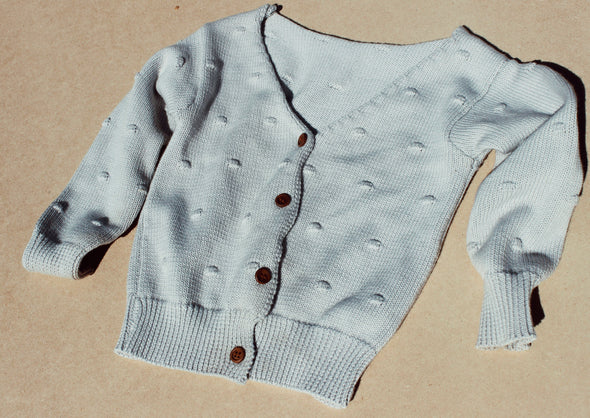 Jools Cardigan -Cloud