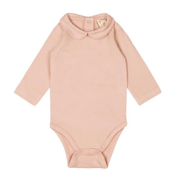 Onesie With Collar