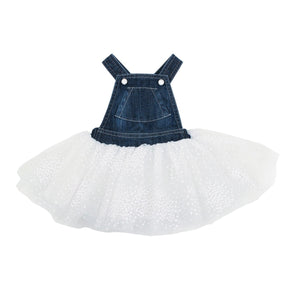 Holland Denim Overall Snow Dress